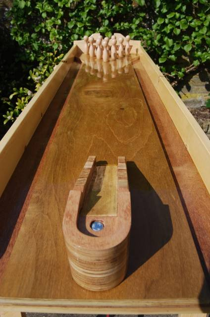 Tafelbowling | Joukes oud Hollandse spellen